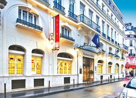 Hôtel Provinces Opéra 3* - 1