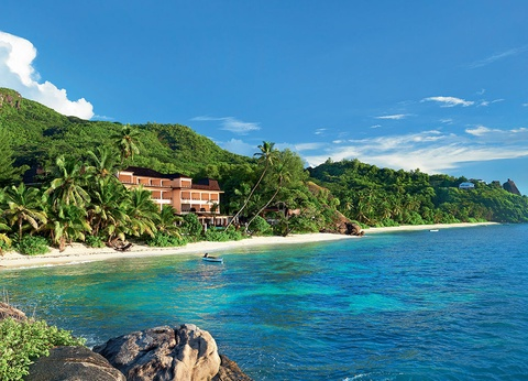 Hôtel Double Tree by Hilton Seychelles Allamanda Resort & Spa 4* - 1