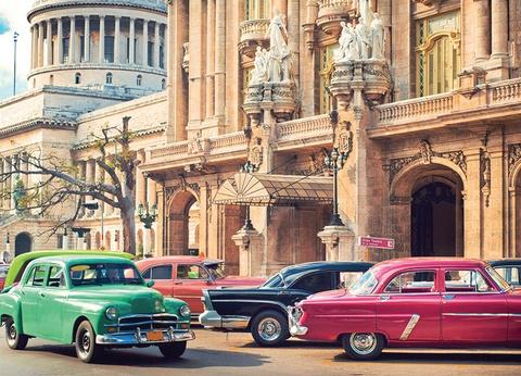 Circuit De Mexico à La Havane - 1