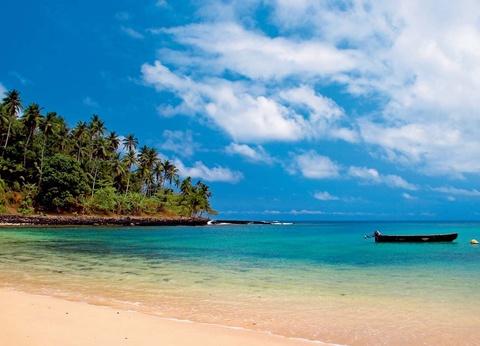 Autotour Sao Tomé en liberté - au départ de l'hôtel Praia 4* - 1