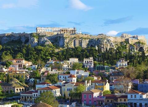 Escapades à Athènes depuis l'hôtel Athens Center Square 3* - 1