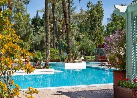Hôtel Kenzi Rose Garden Marrakech 5* - 1