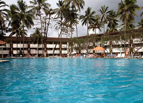 Hôtel Tangerine Beach Hotel 4* - 1