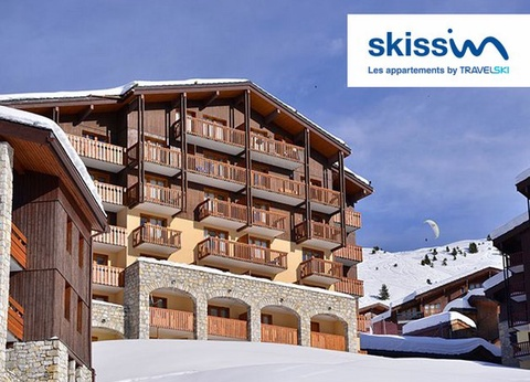 Résidence Skissim Classic Carène - 1