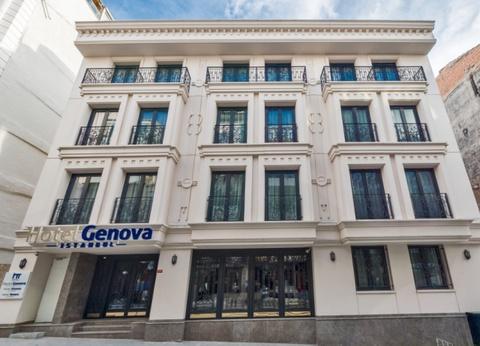 Hôtel Genova 4* - 1