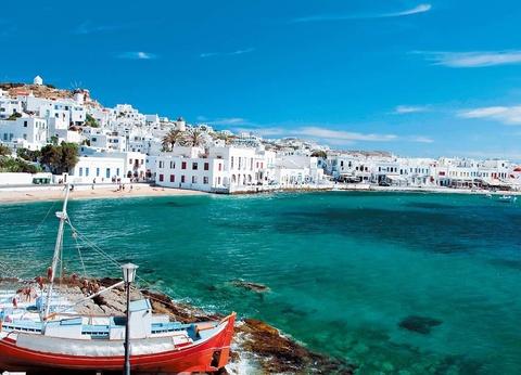 Périples dans les Cyclades - Mykonos et Paros en 3* - Arrivée Athènes - 1