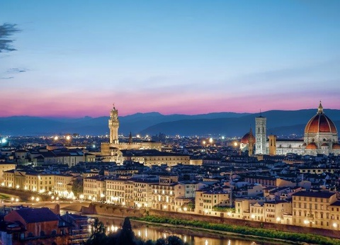 Circuit Escapade en Toscane - 1
