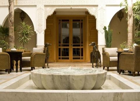 Riad Villa Blanche - 1