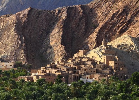 Circuit privé Oman buissonnier - 1