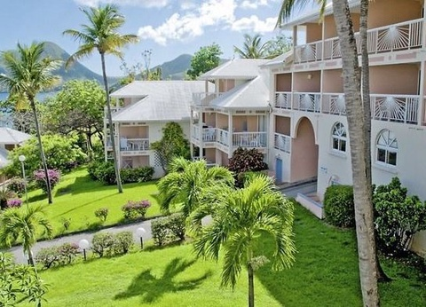 Diamant Beach Martinique 2* avec Location de voiture - 1