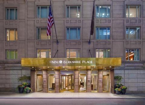 Hôtel Omni Berkshire Place 4* « sans transfert » - 1