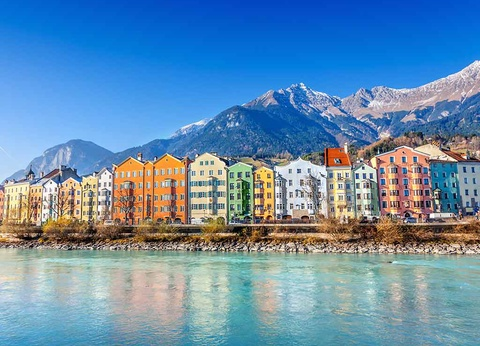 Circuit Tyrol et Bavière 3*       - 1