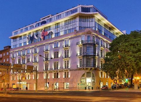 Hôtel Jupiter Lisboa 4* en formule logement seul - 1