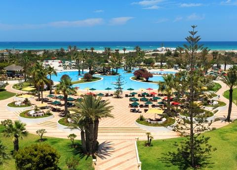 Hôtel Djerba Plaza Thalasso and Spa 4* - 1