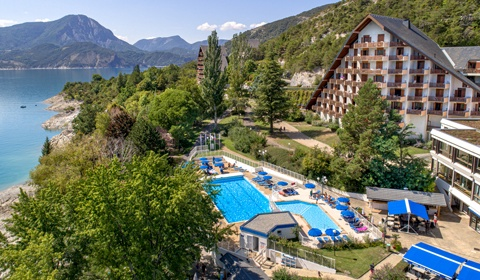 Top Clubs Cocoon Les Hyvans 3* - France - 1