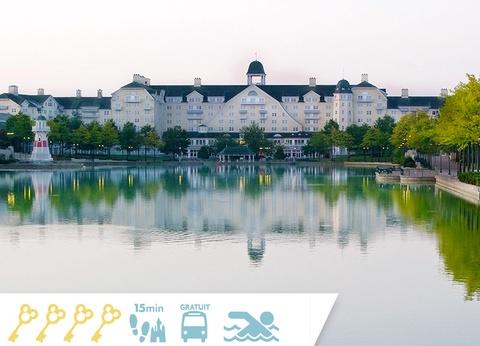 Disney's Newport Bay Club® - Séjour irrésistible 2 jours / 2 nuits ! - 1