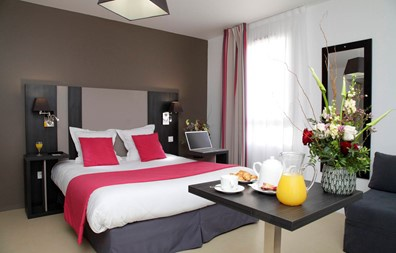 Appart'hôtel Rennes Lorgeril - 1