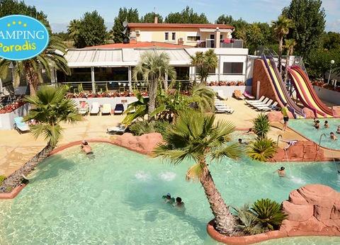 Camping Paradis Oasis Palavasienne 4* - 1