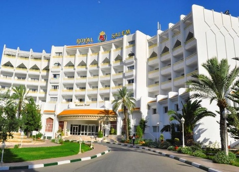 Hôtel Marhaba Royal Salem 4* - 1