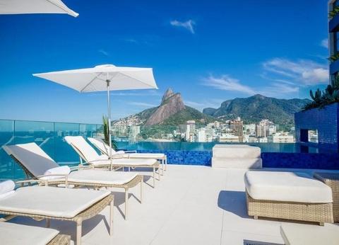 Hôtel Praia Ipanema 4* - 1
