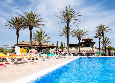 Camping Le Castell Mar 3* - 1