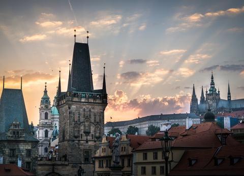 Marchés de Noêl à Prague 4* - 1