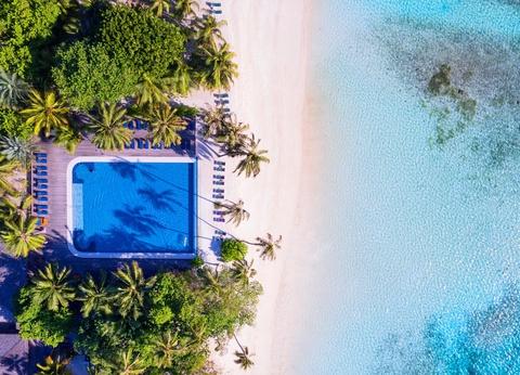 Hôtel Meeru Island Resort & Spa 5* - 1