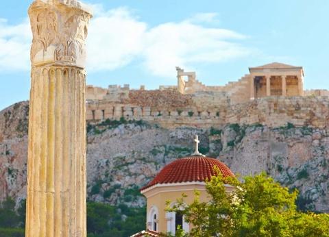 Escapades à Athènes depuis l'hôtel Novotel 4* - 1