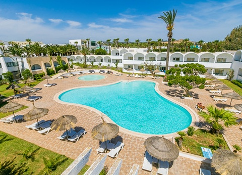 Hôtel Club Jumbo Hammamet Beach 3* - 1