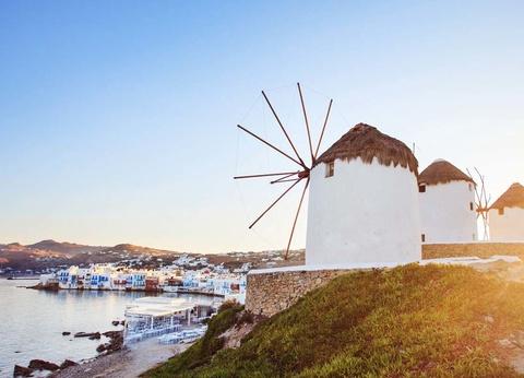 Combiné dans les Cyclades depuis Santorin - Santorin, Naxos et Amorgos en 4* - 1