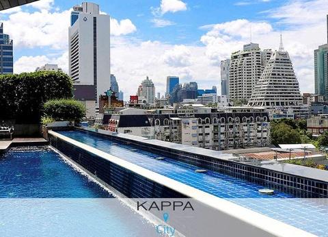 Kappa City Pullman Bangkok Hotel G 5* - 1