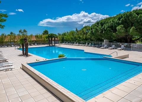 Canet en Roussillon - Camping Fontaines 3* - 1