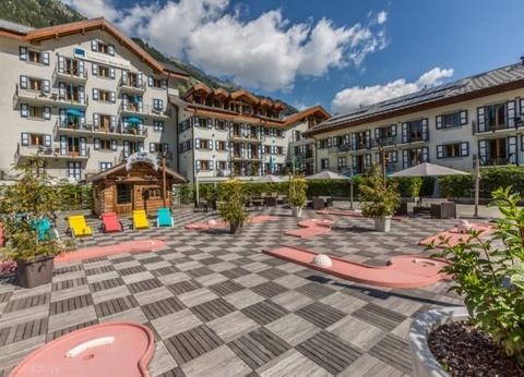 Résidence & Spa Vallorcine Mont-Blanc 5* - 1