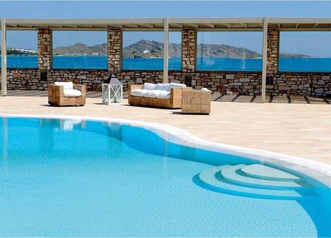 Hôtel Saint Andrea Seaside Resort 4* - arrivée Santorin - 1
