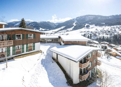 Village Vacances les Essertets - Haute-Savoie - Location - Hiver - 1