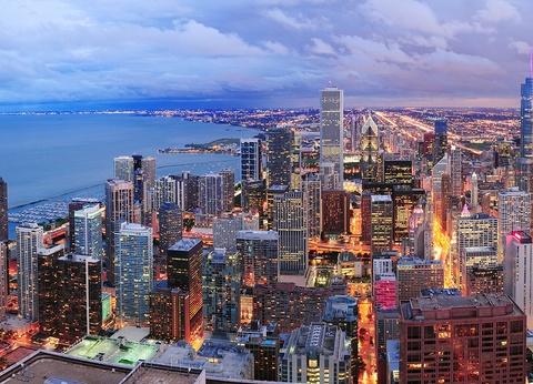 Escapade à Chicago et New York - 1