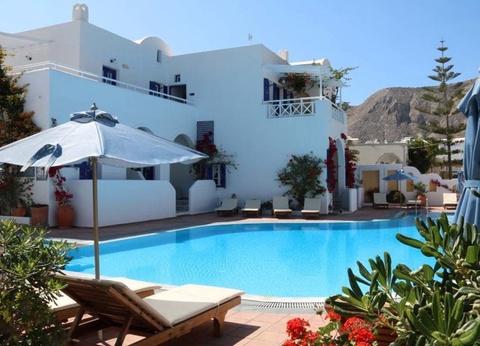 Club Héliades Kouros Village 4* - Arrivée Santorin - Réservé aux adultes - 1