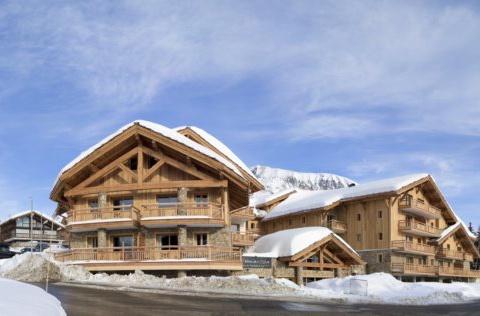 Résidence CGH & SPA Le Cristal de l'Alpe 4* - 1