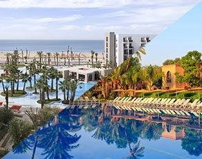 Combiné Agadir/Marrakech : Kappa Club Royal Atlas Agadir 5* & Kappa Club Iberostar Palmeraie Marrakech 4* - 1