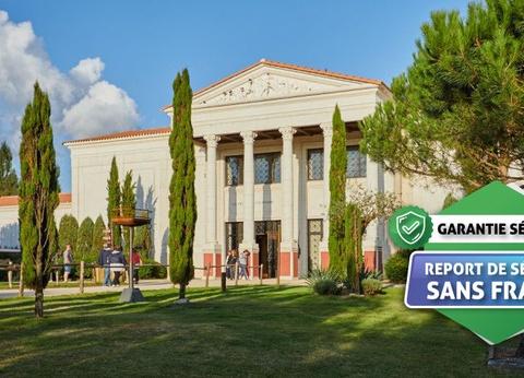 Hôtel La Villa Gallo-Romaine avec accès au parc Puy du Fou - 1