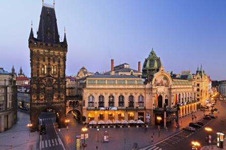 Weekend à Prague - La ville dorée - 1