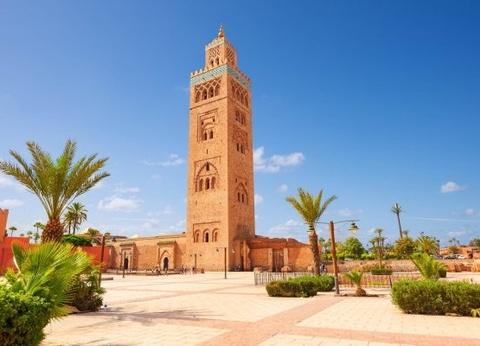 Combiné hôtels De Marrakech à Ouarzazate: ville rouge et coeur du désert - 1