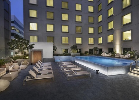 Hôtel Hilton Garden Inn Mall Of The Emirates 4* - 1