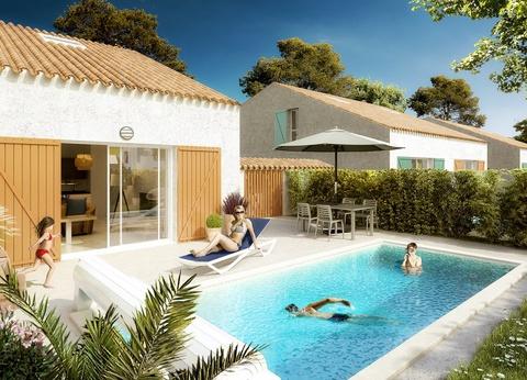 Pierre & Vacances Résidence premium Les Villas d'Olonne - 1