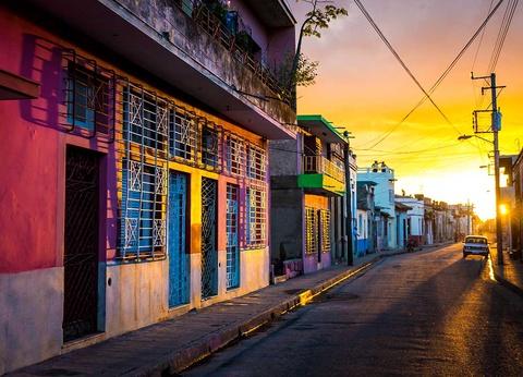Circuit Mosaïques Cubaines - 1