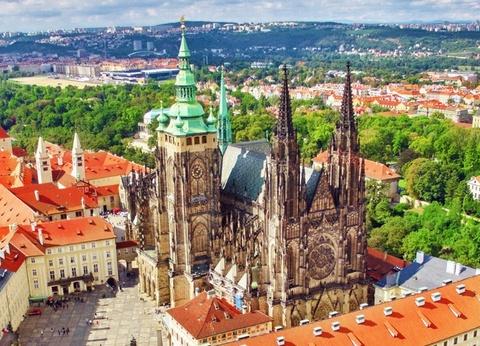 Croisière Prague, Dresde et les châteaux de Bohême (formule port/port) - 1