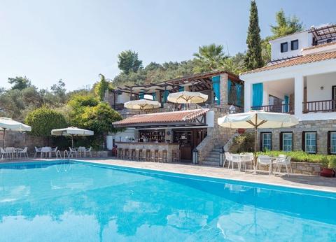 Hôtel Santikos Aegean Suites 5* - 1