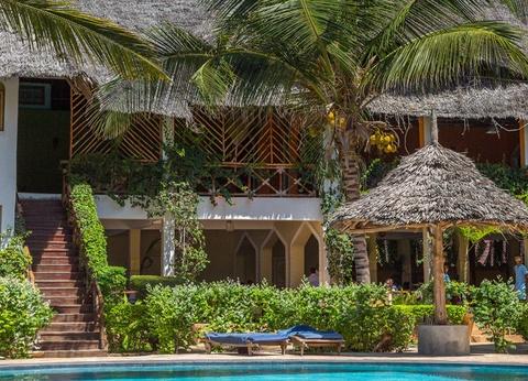 Hôtel Waridi Beach Resort & Spa 4* - 1