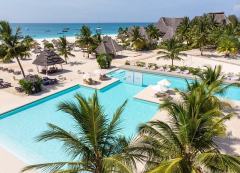 Hôtel Gold Zanzibar Beach House and Spa 4* - 1