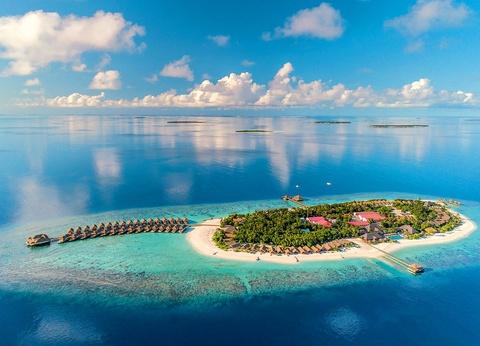 Hôtel Kudafushi Resort & Spa 5* - 1